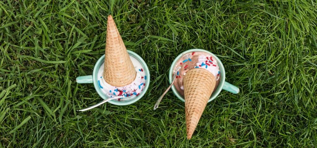 Stabilizatorji so zaslužni za to, da sladoled ne kaplja