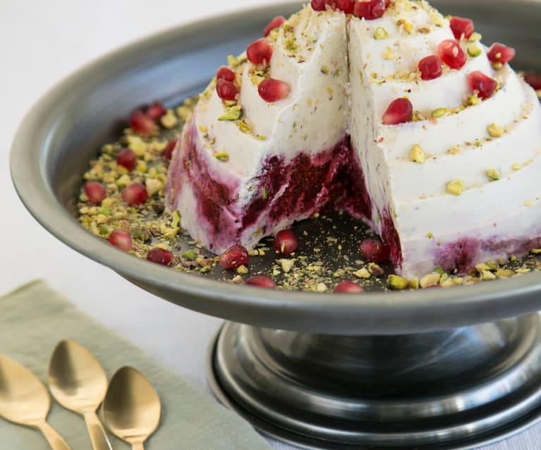 Med vrste domačega ali profesonalnega sladoleda spada tudi semifreddo!