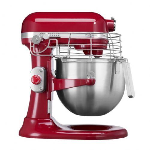 KitchenAid je priljubljen kuhinjski robot.